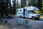 Campground Willox Creek