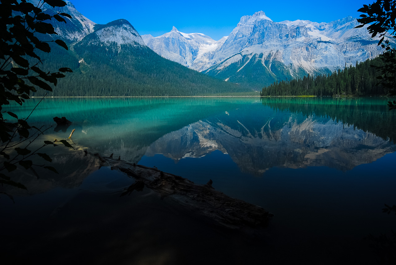 Kanada Emerald Lake