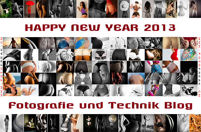 Happy New Year 2013 - Po Collage