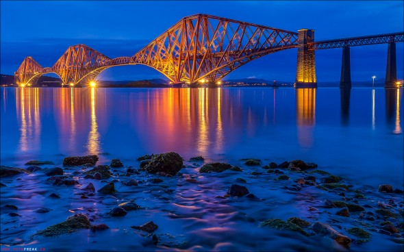 Forth Bridge - Schottland