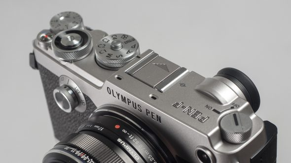 Olympus PEN-F Kameratest